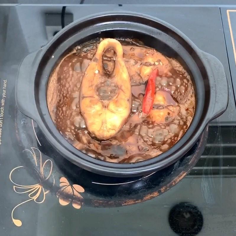 Cá diêu hồng kho tiêu thơm nồng hấp dẫn, đưa cơm ngày lạnh 6
