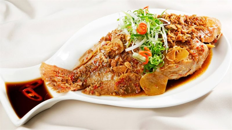 Chế biến cá diêu hồng kho tương thơm ngon, đậm đà, béo ngậy 8