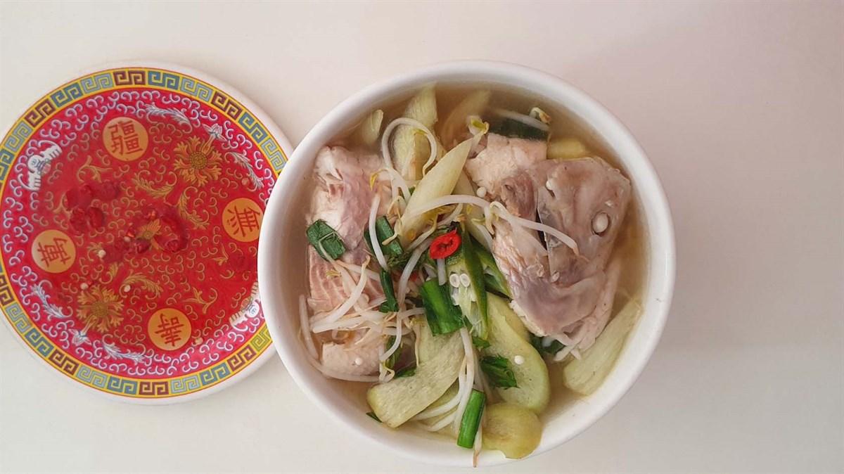 Cách chế biến cá diêu hồng nấu canh chua thanh mát cho ngày hè 1