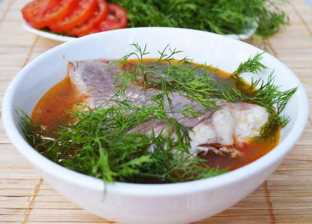 Thanh mát món canh cá diêu hồng nấu mẻ cho ngày hè oi bức 1