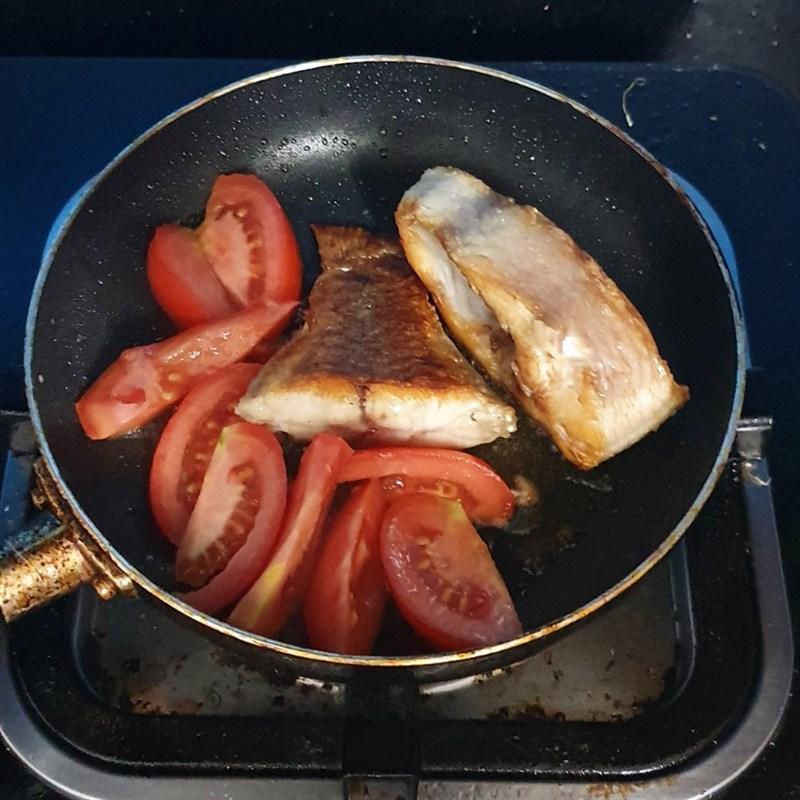 Cá diêu hồng sốt cà chua đưa cơm 6