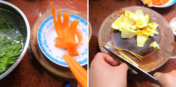 cá hồi áp chảo sốt cam cà rốt 4