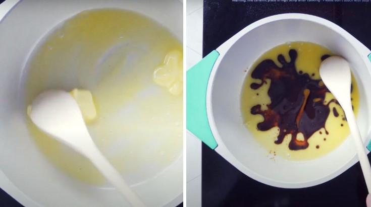 cá hồi áp chảo sốt mật ong 5
