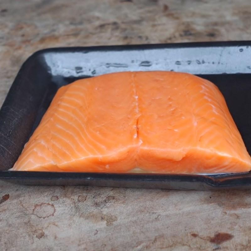 cá hồi nướng muối ớt 3