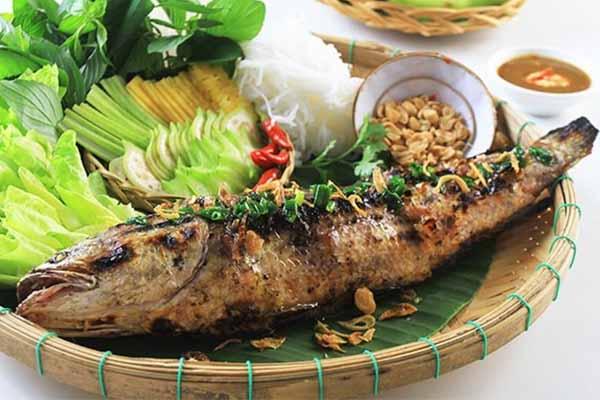 cá lóc nướng trui 1