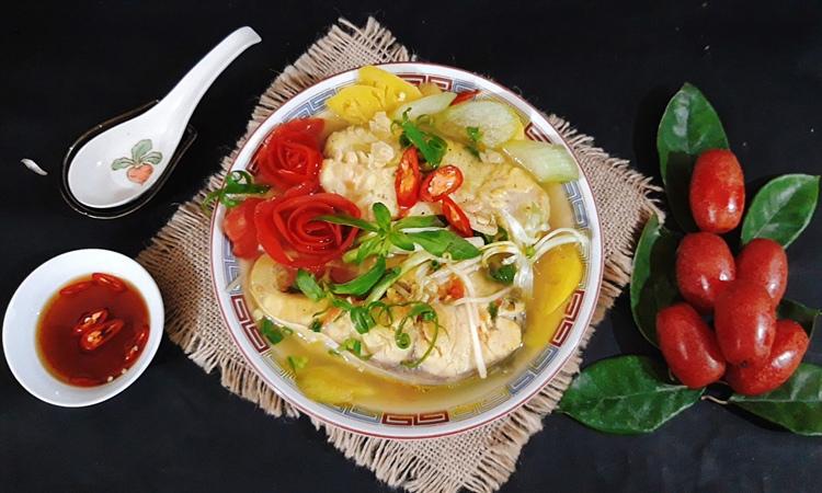 cách làm cá trê nấu canh chua 3