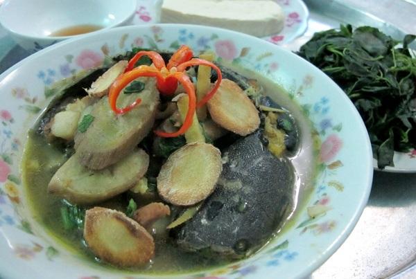 Cách làm cá trê nấu chuối 4