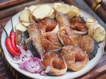 Cách làm cá trê nấu giả cầy 2