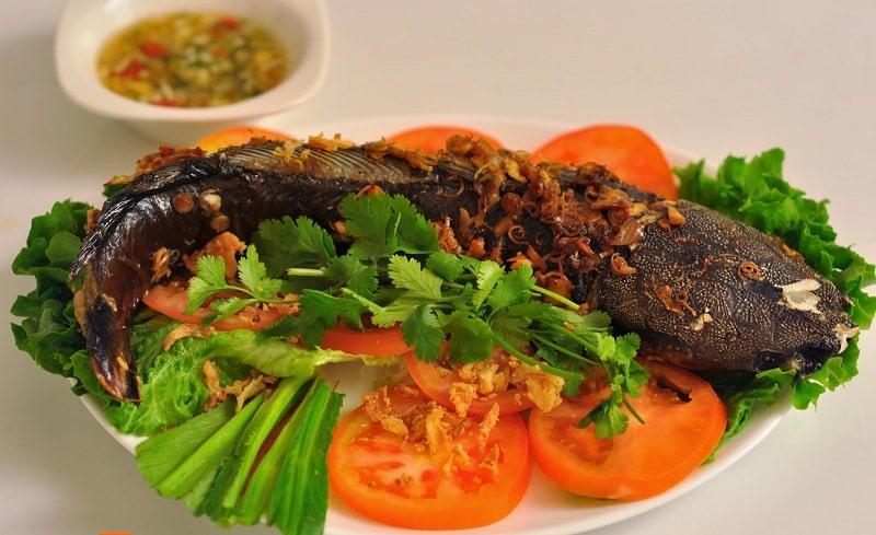 Cách làm cá trê nướng muối ớt 1