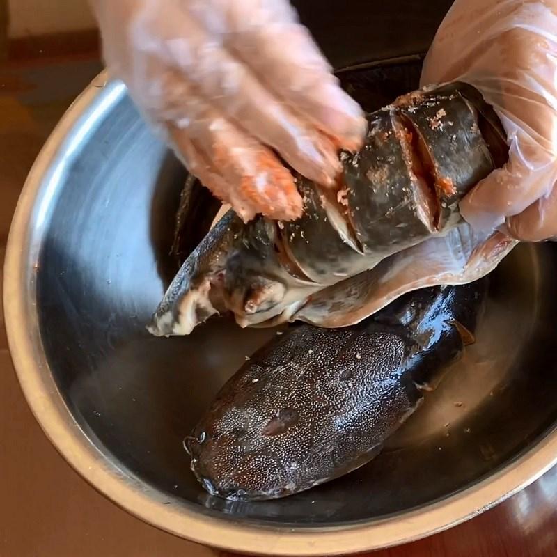 Cách làm cá trê nướng riềng mẻ 2