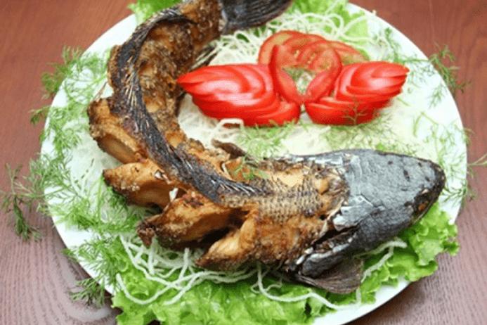 Cách làm cá trê nướng riềng mẻ 5