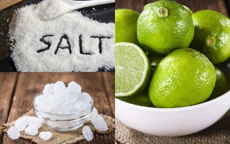 Cách làm chanh muối 2