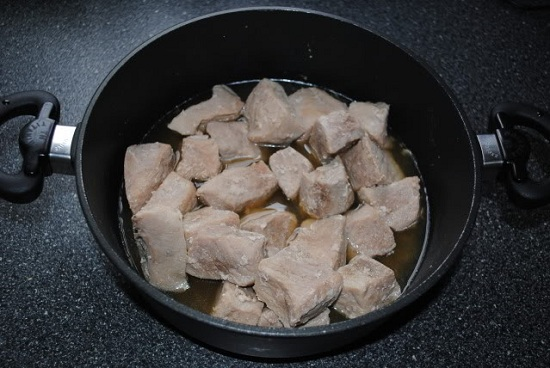 Cách làm ruốc thịt lợn 5