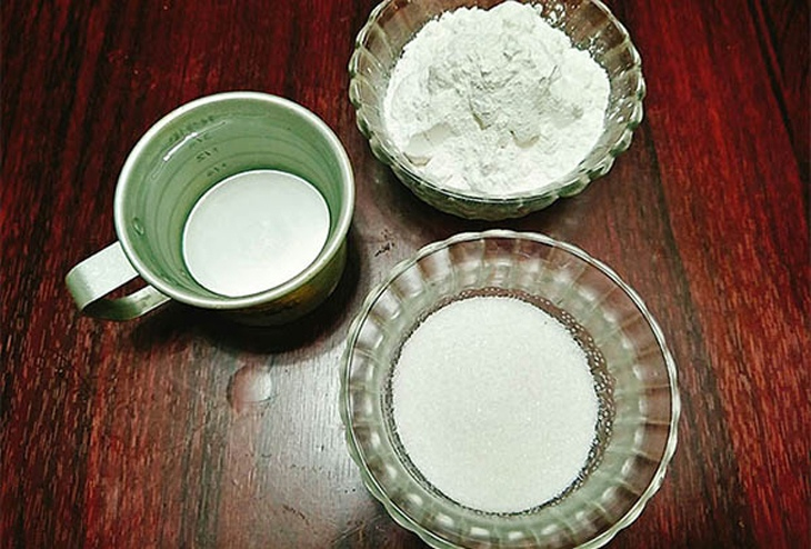 cách làm trân châu bằng bột năng 2