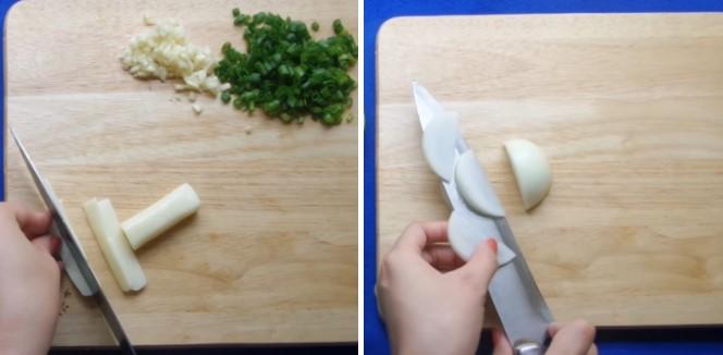 cách làm xúc xích phô mai với mì ramen 2