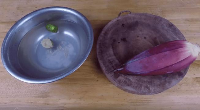 hoa chuối xào mẻ 2