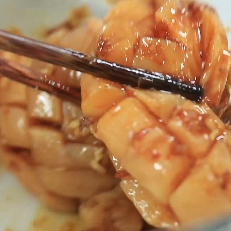 ức gà nướng mật ong 3