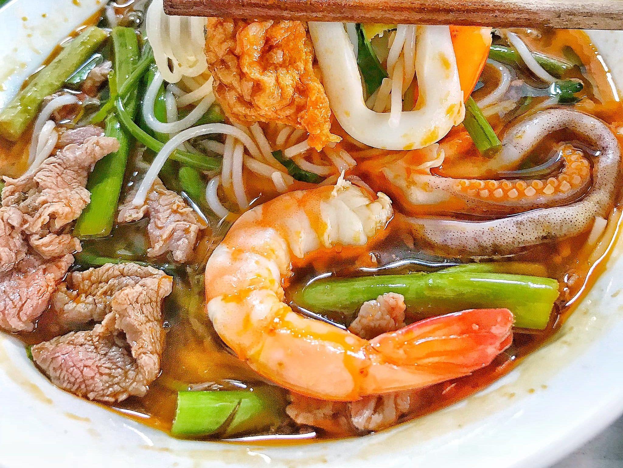 Bún Thái 2