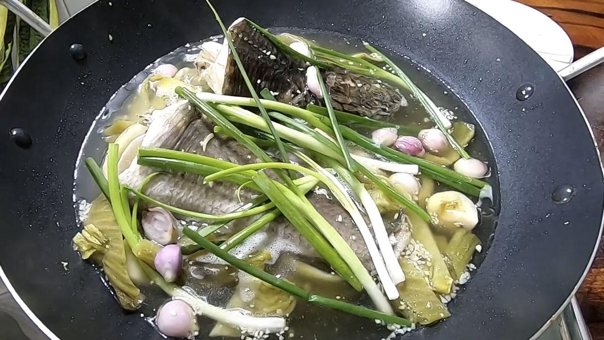 cá lóc hấp thập cẩm 3