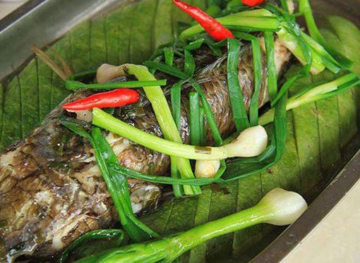 cá lóc hấp thập cẩm 5