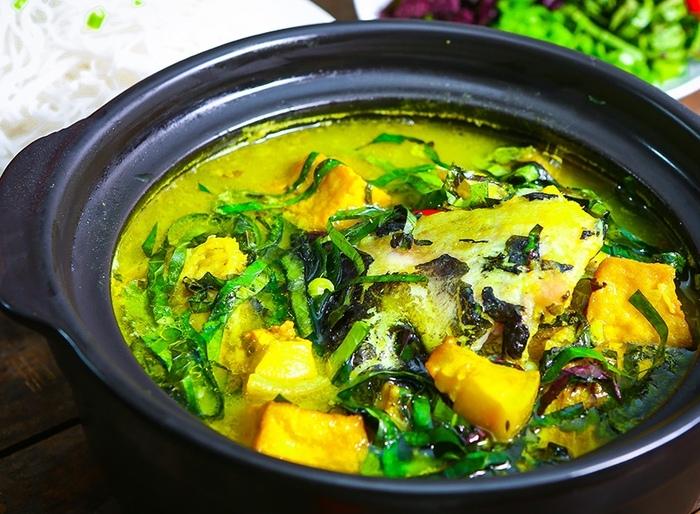 cá lóc kho nước dừa 1