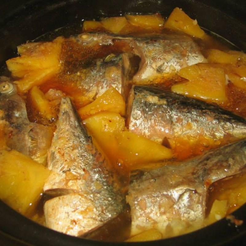 Cá ngừ kho thơm 8