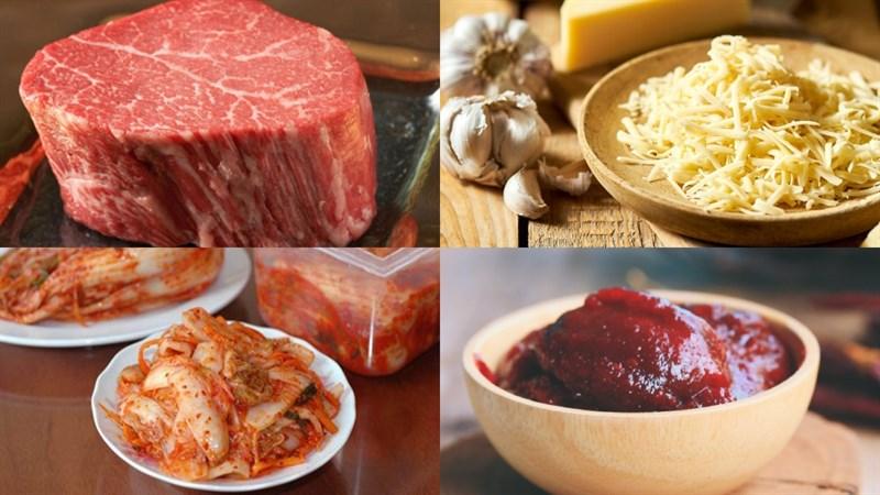 Cách làm bò nướng phô mai 2