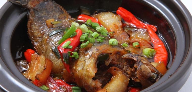 Cách làm cá rô kho tiêu 3