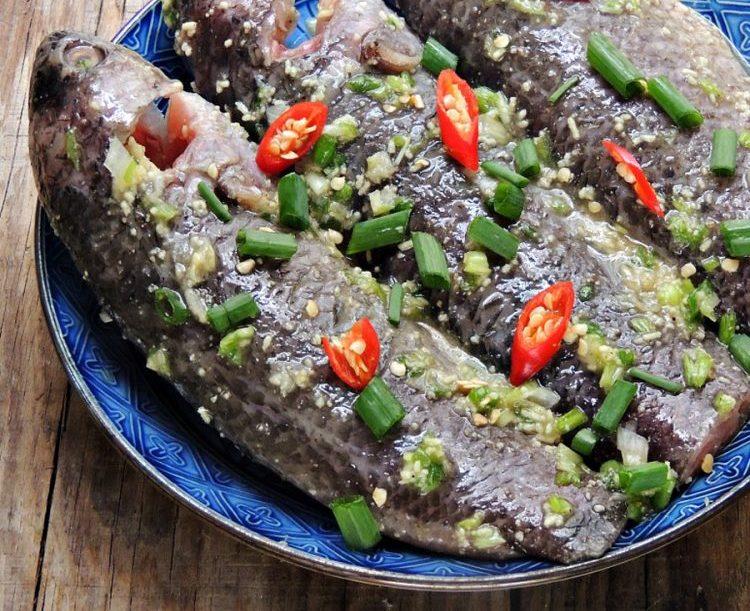 cách làm cá rô kho tộ 5