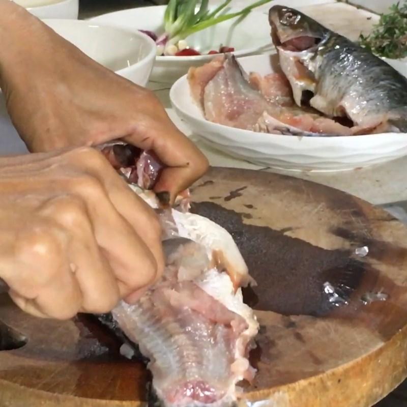 Cách làm chả cá trôi 4