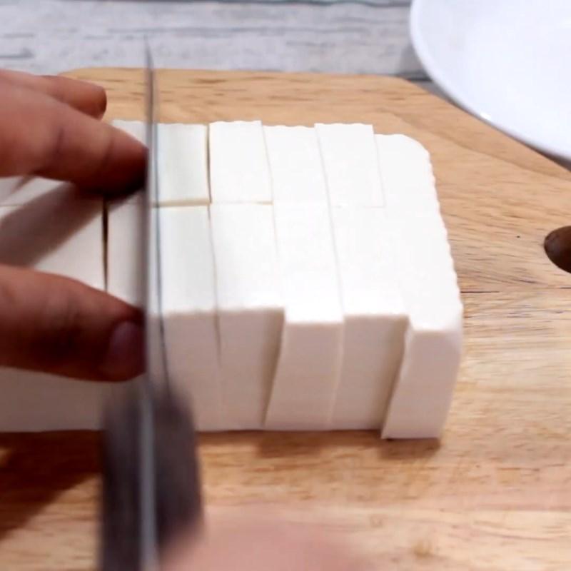 Cách làm đậu hũ chiên giòn 3