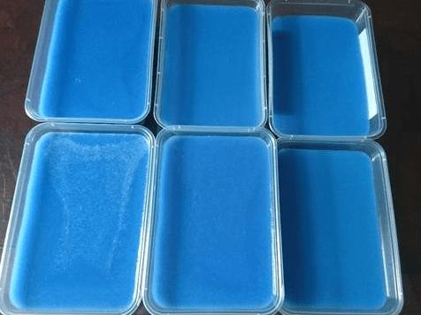 cách làm rau câu hoa đậu biếc với bột dẻo 3
