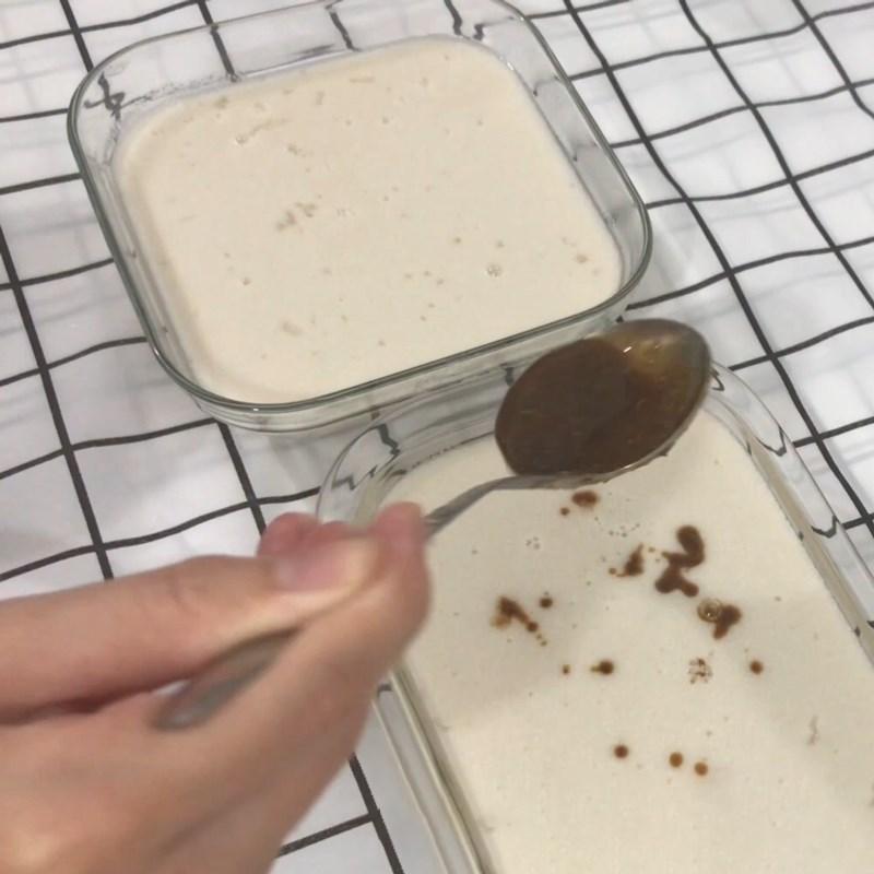 cách làm rau câu nước cốt dừa cà phê 5