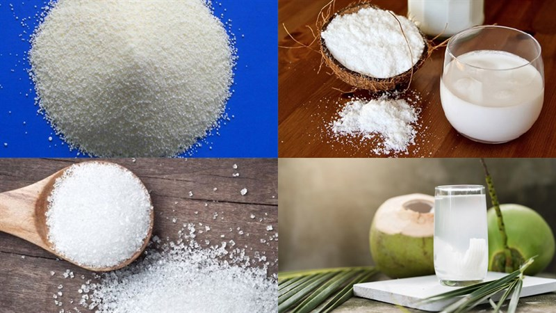 cách làm rau câu nước cốt dừa 2