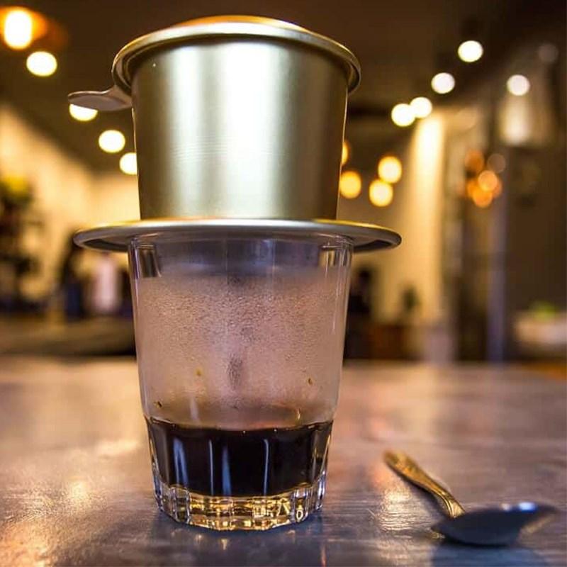 cách làm sinh tố mãng cầu cà phê 2