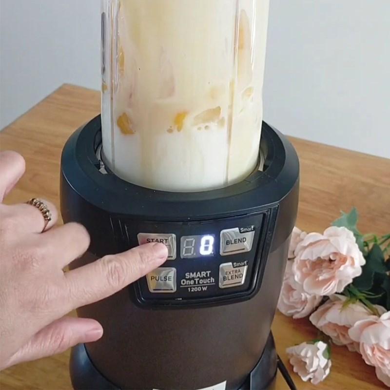 cách làm sinh tố mít sữa tươi 3