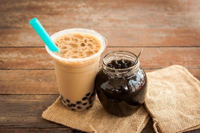 cách làm trà sữa 15