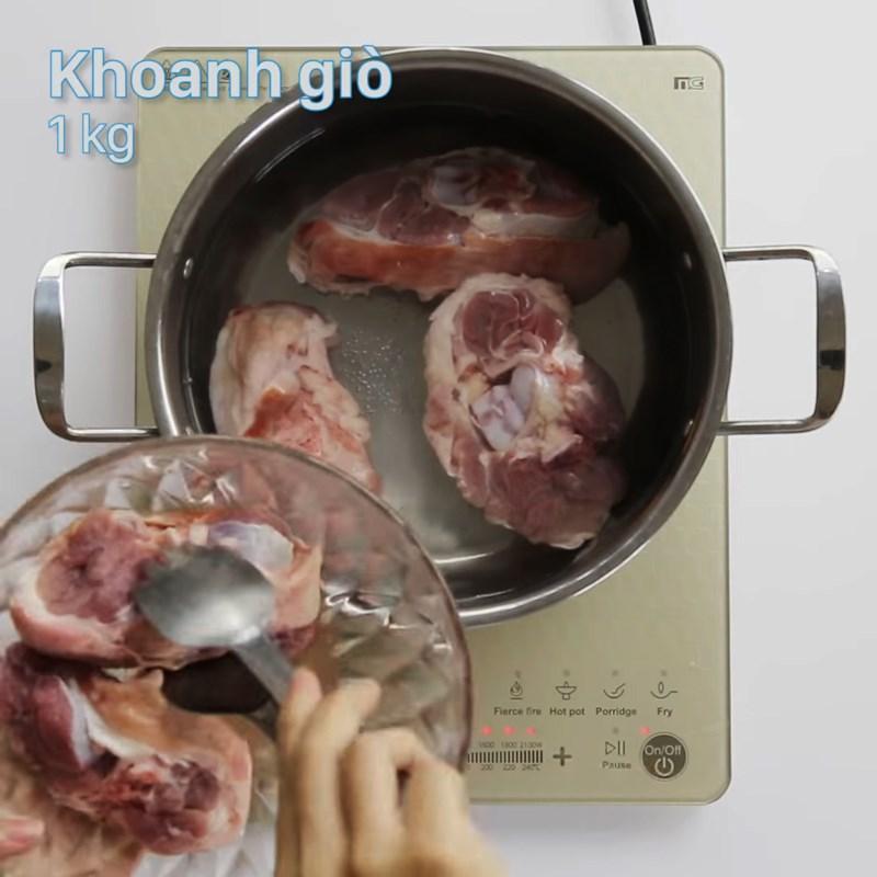 Cách nấu bún bò Đà Lạt 3
