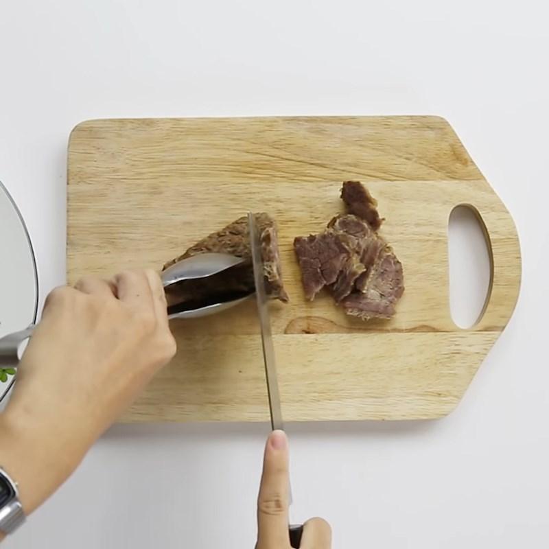 Cách nấu bún bò Đà Lạt 5
