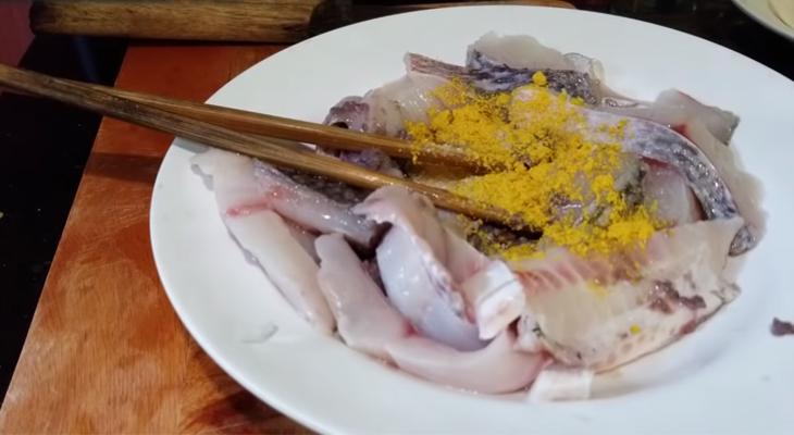cách nấu bún cá 6