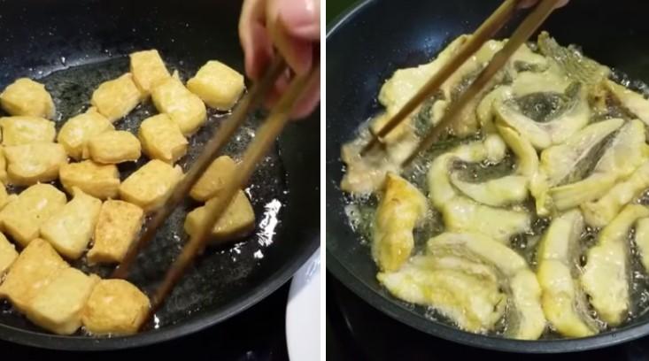 cách nấu bún cá 7