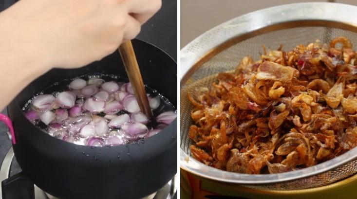 cách nấu bún riêu cua đồng 6