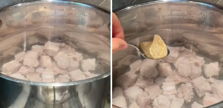 cách nấu bún riêu ốc 3