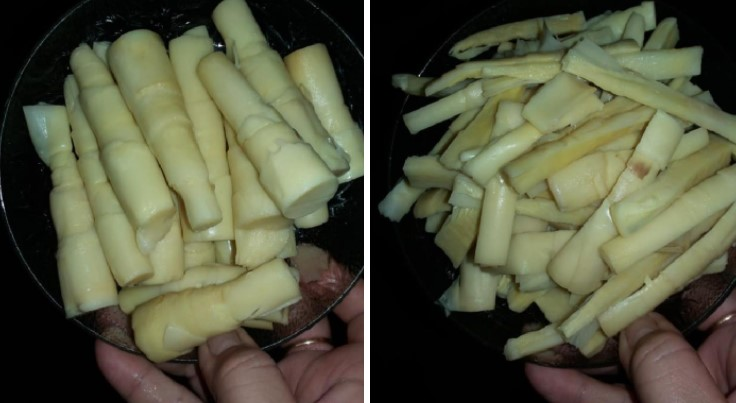 cách nấu bún vịt 5