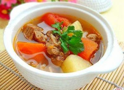 Cách nấu canh thịt bò 8