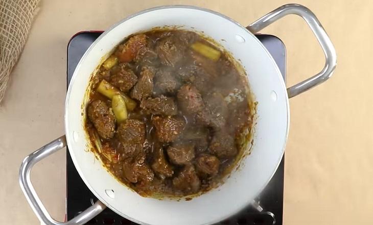 Cách nấu hủ tiếu bò kho 6