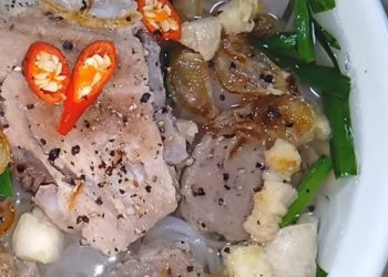 Cách nấu hủ tiếu gõ 9