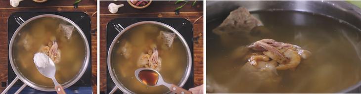 Cách nấu hủ tiếu mực 4