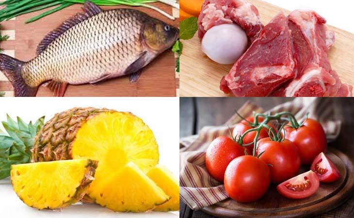 Cách nấu lẩu cá chép 2