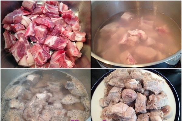 Cách nấu lẩu cá kèo 3